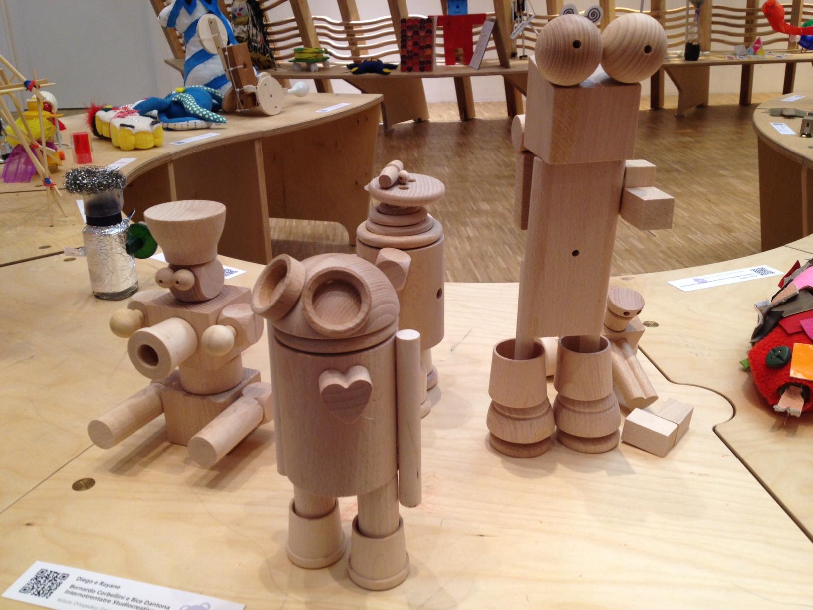 Mostra Toyssimi alla Triennale di Milano