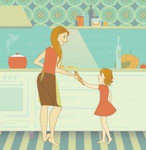 LE AUTONOMIE DEI BAMBINI: Genitori come funamboli tra i bisogni di dipendenza e di autonomia dei propri figli.
