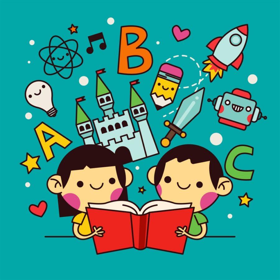 LA LETTURA AD ALTA VOCE CON E PER I BAMBINI – L'importanza di leggere libri ai neonati e ai bambini