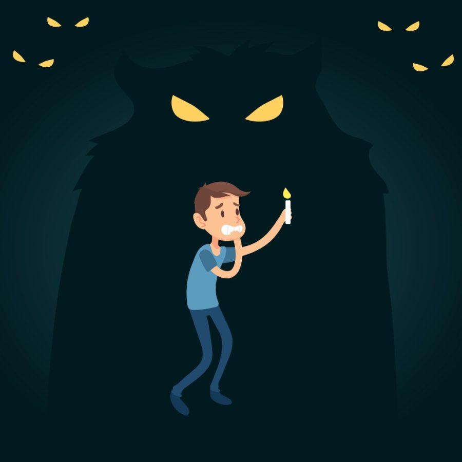 LE PAURE DEI BAMBINI – Come aiutarli a gestire e superare la paura