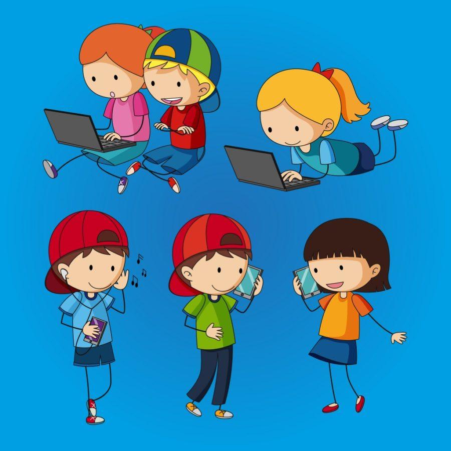 BAMBINI E NUOVE TECNOLOGIE – E' giusto o sbagliato permettere ai bambini di usare Smartphone e Tablet?