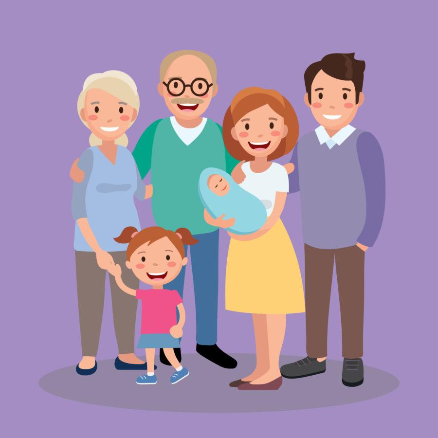 NONNI – GENITORI – NIPOTI: Tre Generazioni a Confronto!