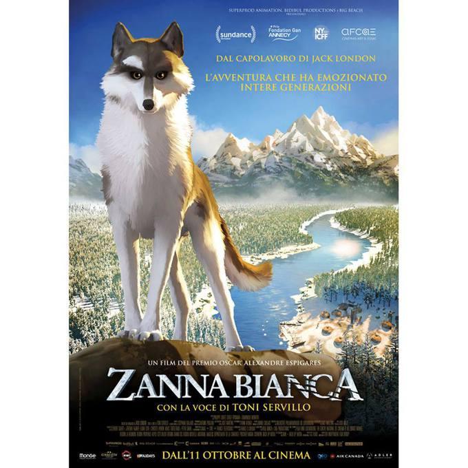 """Weekend con """"Zanna Bianca"""" – Auditorium S. Luigi Canegrate"""