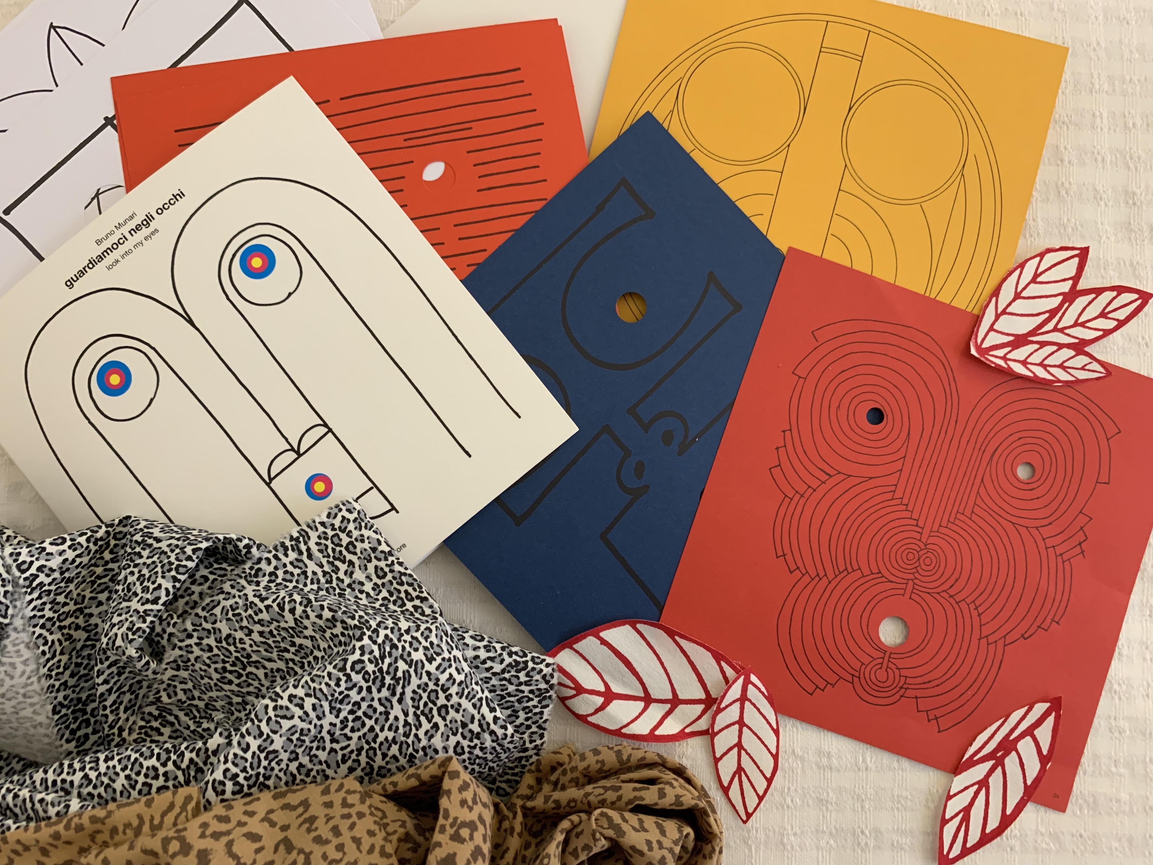"""Venerdì 1° Marzo – Laboratorio Creativo di CARNEVALE – """"Creiamo la Nostra Mascherina!"""" – Il Melograno Gallarate e The Fabric Tale"""