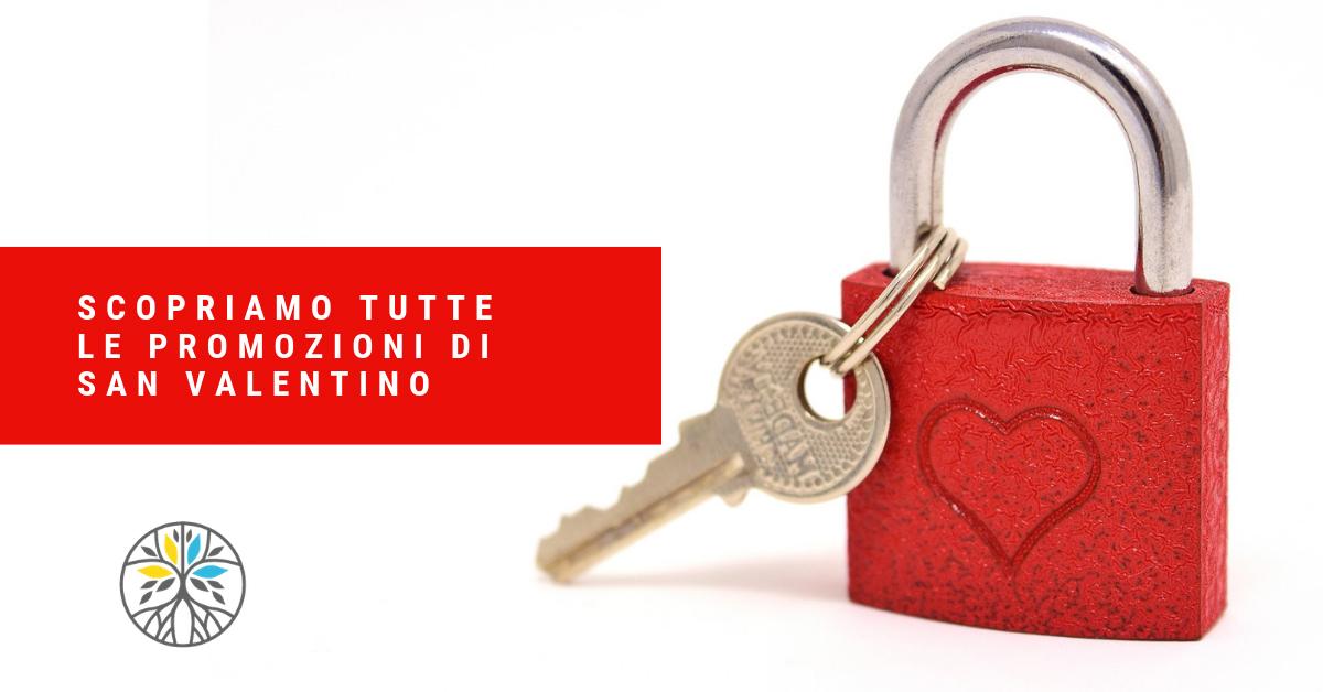 Per un San Valentino in perfetta connessione…Ecco le proposte Spazio Connessioni! Regala emozioni!