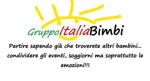 GruppoItaliaBimbi un nuovo modo di partecipare e condividere gli eventi family!!! Noi proponiamo l'evento voi rispondete: ok ci sono!!!
