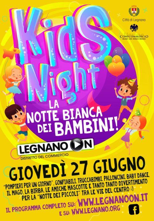 Un giretto con i bambini….c'è la notte bianca di Legnano e tanti altri appuntamenti!