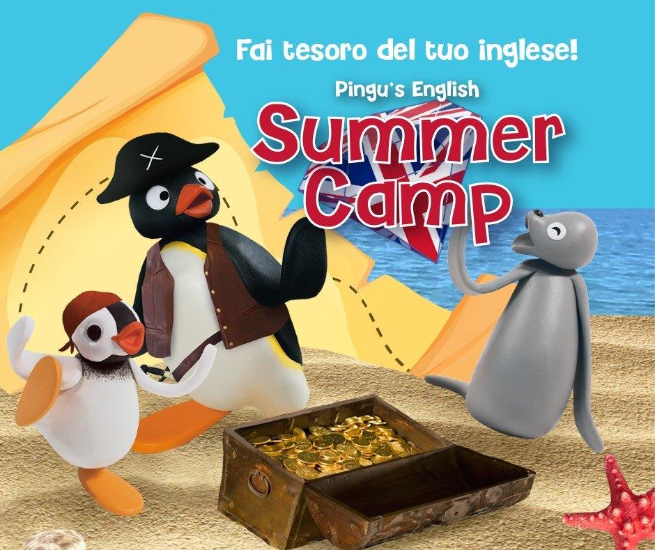 Pingu's English per bambini: l'inglese entra nel quotidiano! Pingu's English è anche SUMMER CAMP… il periodo migliore per l'apprendimento! Ecco le Promozioni in corso!!!