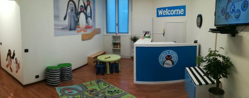 Pingu's English di Legnano la scuola di inglese per bambini! Segui la promo per l'iscrizione 2019/2020… l'inglese quotidiano, certificato, l'inglese come gioco…. l'inglese per il domani … !