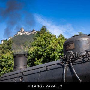 Alla scoperta di Varallo con il treno storico! Dal 12 al 21 Luglio 2019 Alpàa concerti ed eventi gratuiti!
