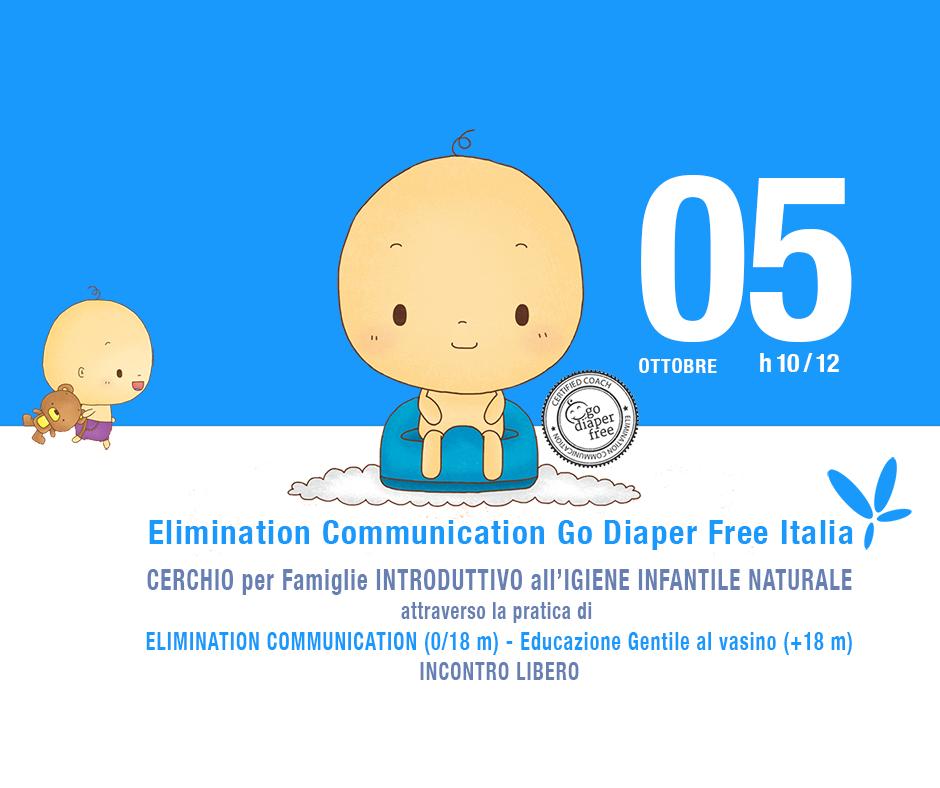 Sabato 5 Ottobre – Igiene Infantile Naturale e Educazione Gentile al Vasino – IL MELOGRANO Gallarate