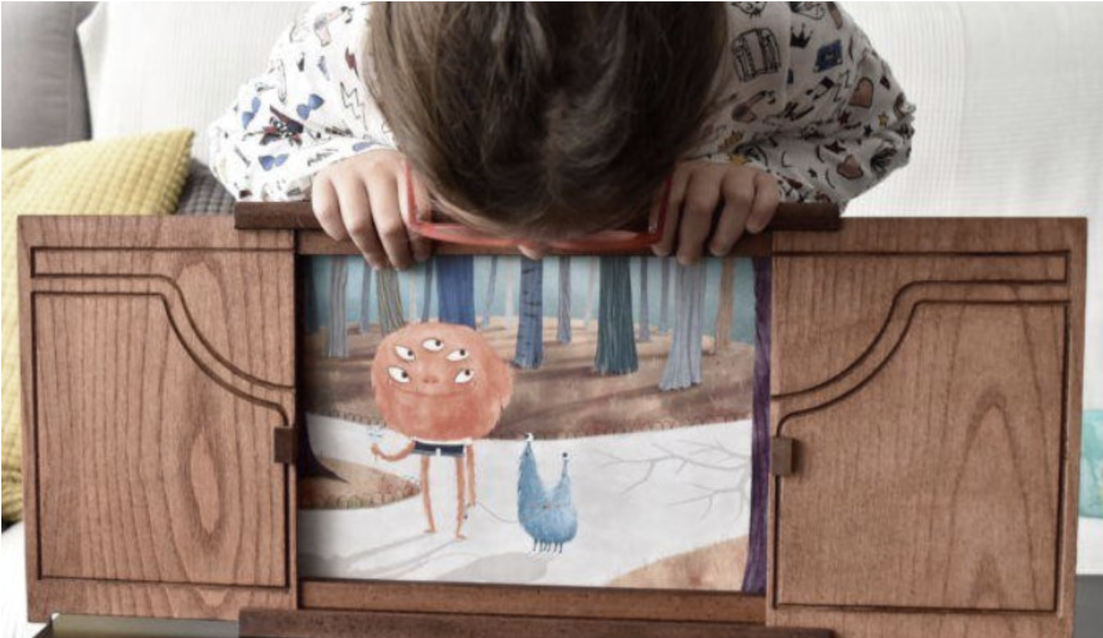 Sabato 30 Novembre – KAMISHIBAI – Corso di Formazione per lettura animate per bambini 0-4 anni – IL MELOGRANO Gallarate