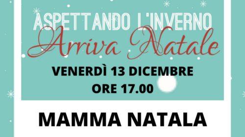 """Venerdì 13 Dicembre """"Mamma Natala"""" ● Lettura nella Notte di S. Lucia a Castano Primo"""