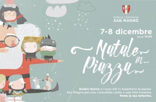7 e 8 Dicembre 2019 in attesa del Natale… ecco le iniziative per i bambini e per le famiglie!!! Dai andiamo!!!!