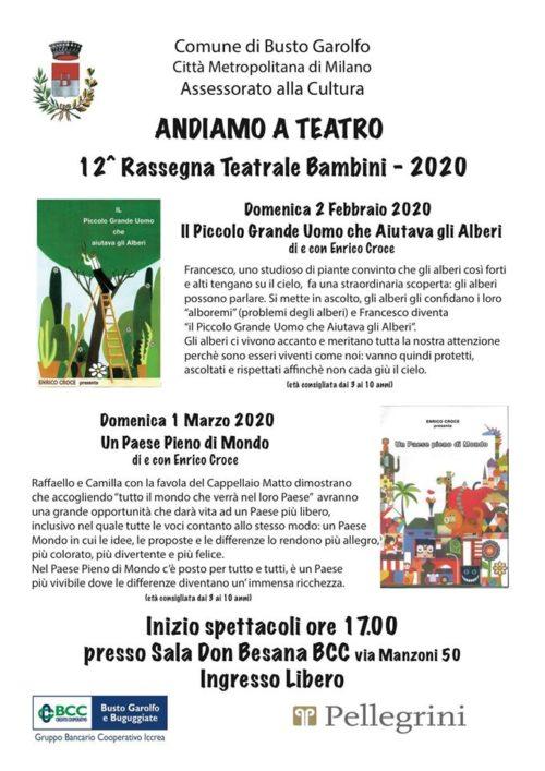 Sabato 01 e Domenica 2 Febbraio 2020 Dai andiamo! Eventi per i bambini e non solo!!!