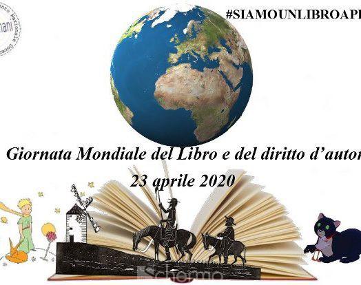 Piccole curiosità: 23 aprile Giornata mondiale del libro e del diritto d'autore.