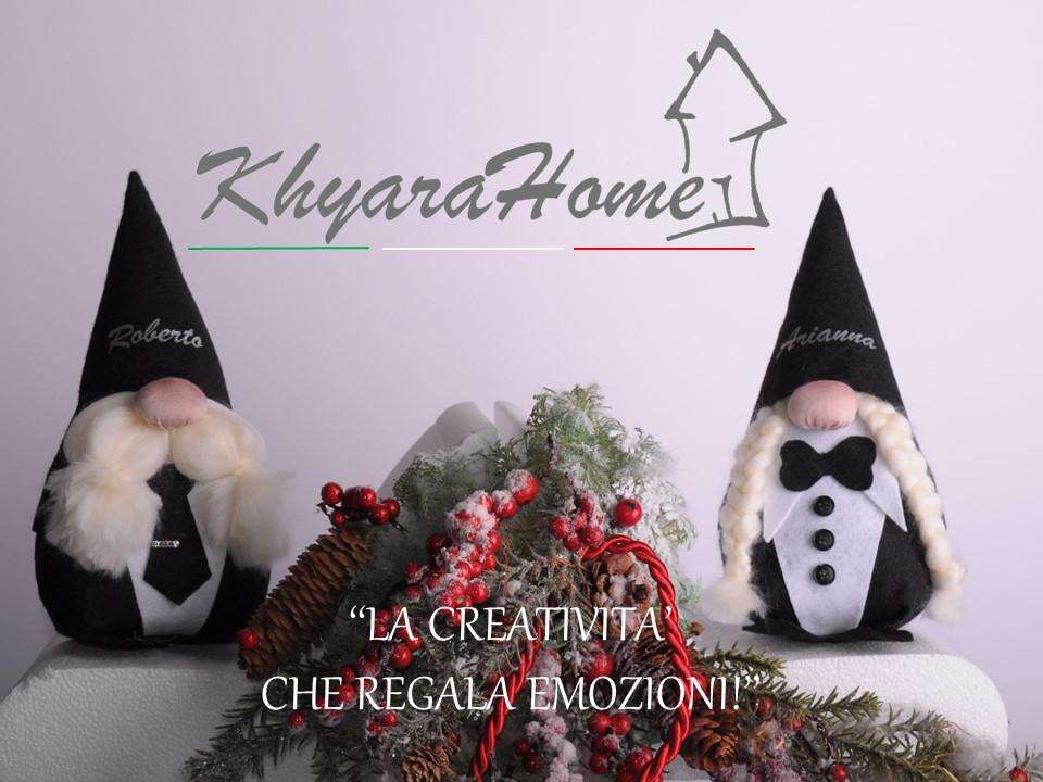 Khiara Atelier presenta la collezione KHYARA HOME!