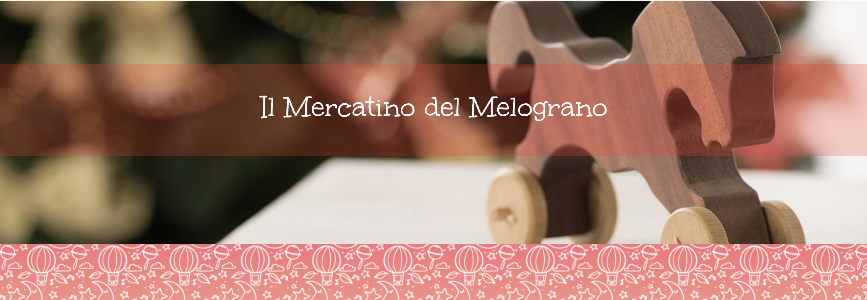 MELO XMAS – Il Mercatino di Natale virtuale di IL MELOGRANO Gallarate!