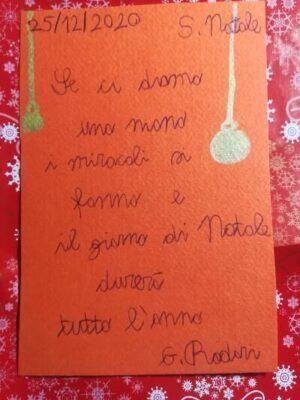 Auguri… Felice Natale!!! Buone Feste amici!!!